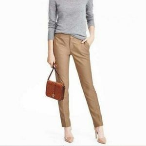 NWT Banana Rep. Washable Ryan Camel Straight Pant